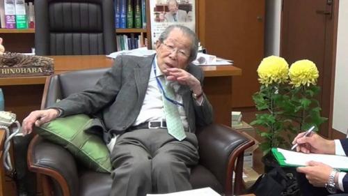 Японский врач рассказал. Знаменитый японский врач, которому недавно исполнилось 105 лет, дает ценные советы
