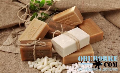 Хозяйственное мыло состав. Из чего делают хозяйственное мыло, и почему есть светлые и темные бруски?
