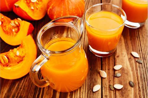 Тыквенный сок в домашних условиях на зиму. Чем полезен и вреден тыквенный сок