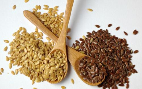 Как промыть семена льна. Противопоказания и побочные эффекты