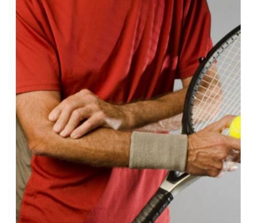 Болит нерв в локте. Локоть теннисиста