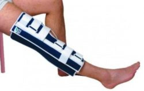Тутор на коленный сустав. Ортопедические туторы