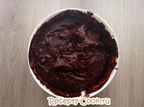 Торт Пища для Дьявола. Шоколадный торт дьявола