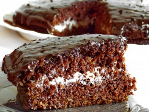 Торт Южная ночь.
