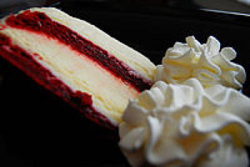 Красный бархатный торт. Красный бархатный торт
