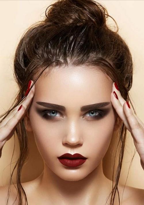 Мастер-класс по вечернему макияжу. Каким должен быть красивый вечерний макияж: особенности и пошаговые советы