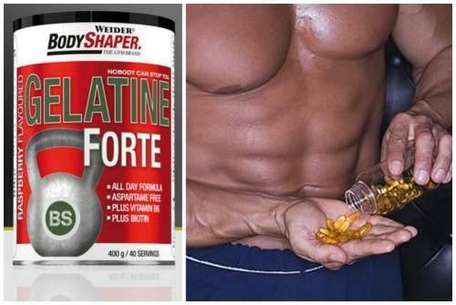 Как правильно пить желатин для лечения суставов. Как правильно принимать желатин