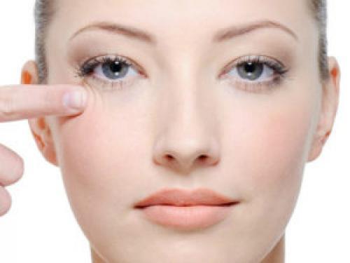 Маски вокруг глаз после Эффективные маски от морщин вокруг глаз после 40 лет в домашних условиях