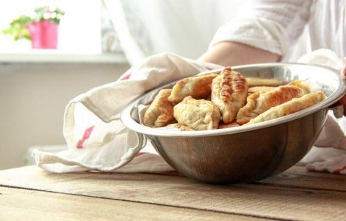 Пирожки с картошкой быстро и просто. Быстрые жареные пирожки с картошкой