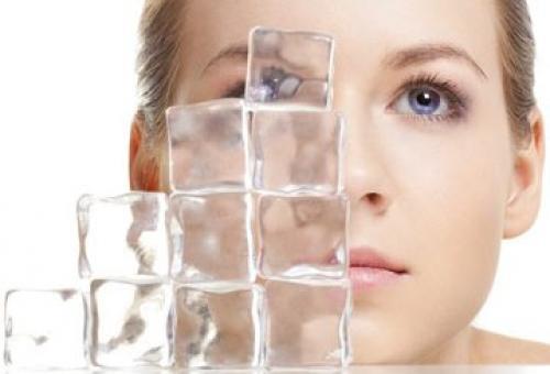 Лед с ромашкой для лица. Как приготовить кубики льда с ромашкой