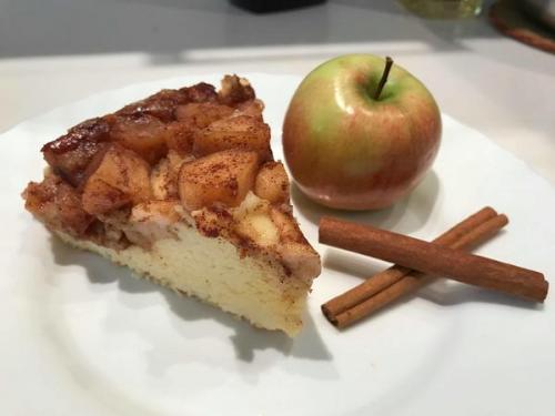 Яблочный пирог без разрыхлителя. Крутой рецепт шарлотки без разрыхлителя