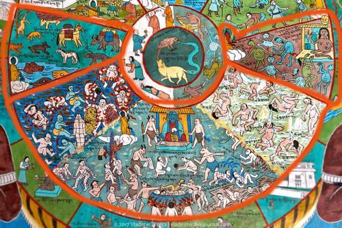"""Колесо жизни буддизм. Что такое Бхавачакра или """"Колесо жизни"""" для """"чайников"""""""