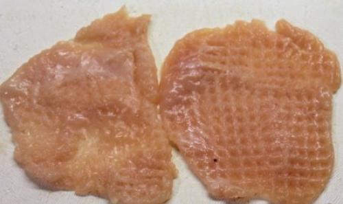 Простой рецепт куриной грудки в кляре на сковороде