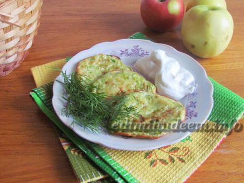 Рецепты для детей от 1 года оладьи из кабачков. Кабачковые оладьи для детей