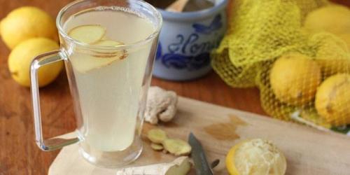 Имбирь с лимоном в банке для похудения. Рецепт для похудения с имбирем и лимоном: приготовление напитков