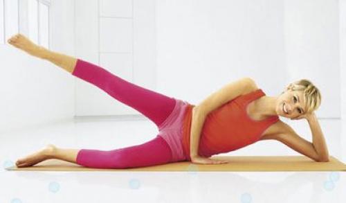 Упражнения для уменьшения объема бедер и ягодиц