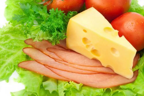 Лаваш с ветчиной сыром и помидорами на сковороде. Рулет из лаваша с ветчиной, сыром и помидорами