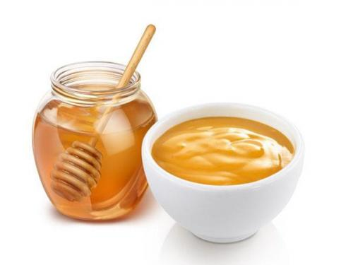 Маска для волос с медом. С медом и горчицей