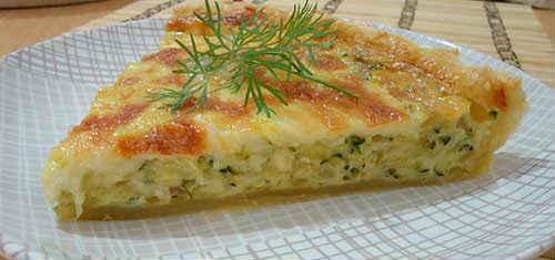 Пирог из кабачков с фаршем. Пирог из кабачков — 7 простых вкусных рецептов