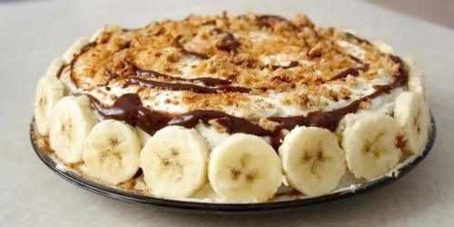 Банановый торт: как приготовить «вкусняшку» в домашних условиях (с фото)