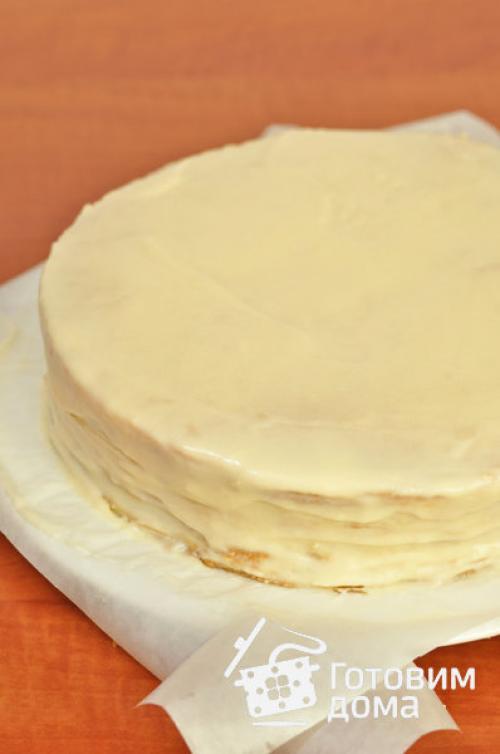 Торт наполеон. Видео приготовления