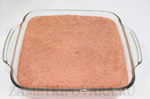 Суфле из печени с рисом, как в детском саду. Суфле из печени с рисом