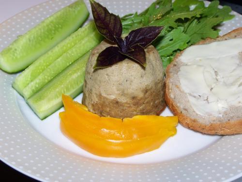 Суфле из печени с картофелем. Суфле из печени и картофеля