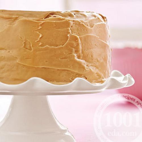 Банановый торт из коржей. Простой торт из готовых бисквитных коржей со сгущенкой