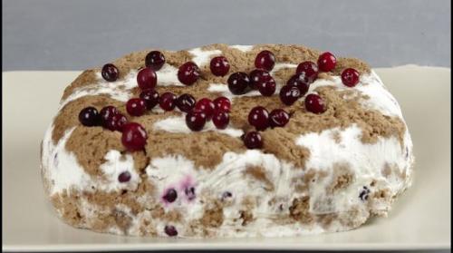 Обалденный бисквитный торт в микроволновке