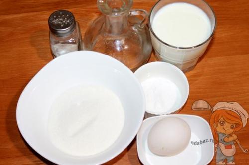 Пп блины на кефире и рисовой муки. Оладьи из рисовой муки на кефире — без глютена. Полезный и безопасный вариант простой домашней еды!