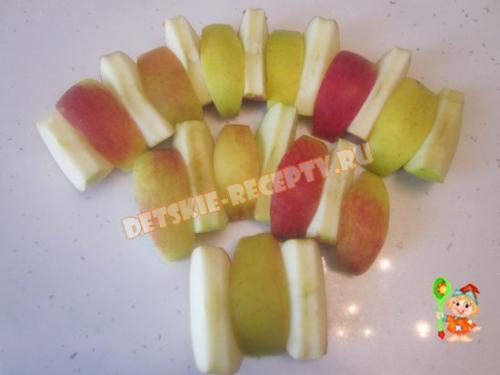 Рецепт оладьев из яблок для детей. Оладьи из яблок с корицей