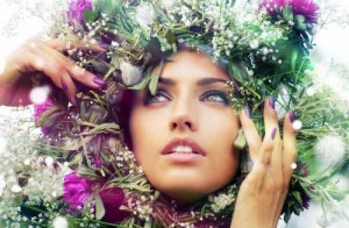 Красота и молодость ЗА 30 дней. Рецепты красоты: как стать красивой за месяц