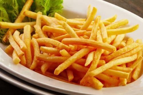 Диетическая картошка фри