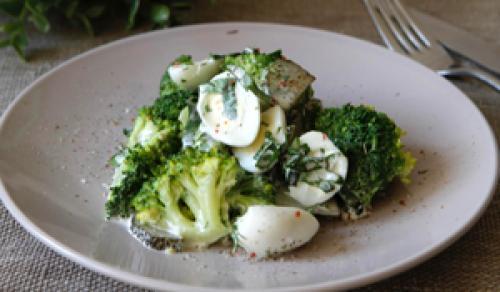 ПП салат с вареными яйцами. Простые и вкусные диетические салаты с яйцом