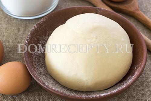 Заварное тесто для вареников на кипятке с яйцом. Заварное тесто для вареников и пельменей