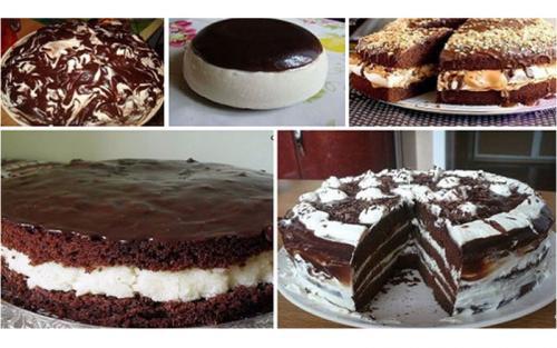 Рейтинг самых вкусных тортов. 5 самых вкуснейших тортов. Безумно вкусные!