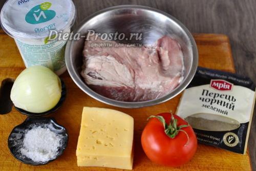 Приготовить мясо по-французски без майонеза. Мясо по-французски без картошки и майонеза
