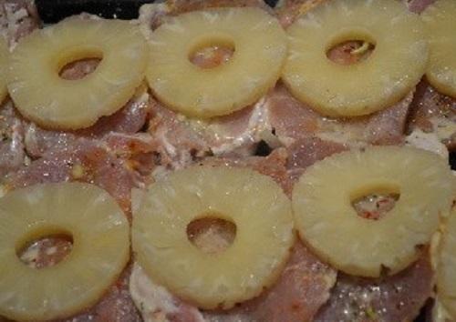 Картошка по-французски со свининой. Готовим свинину по-французски в духовке