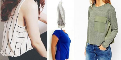 Как увеличить вещь в размере. Как расширить или удлинить одежду. Варианты исполнения
