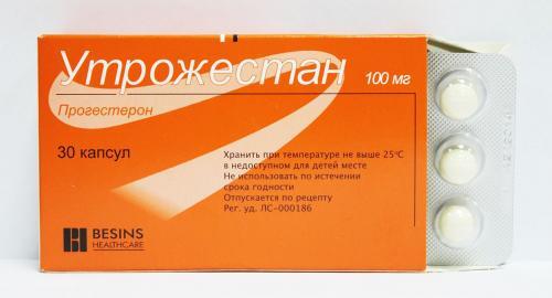 Лекарства от мастопатии. Гормональные средства
