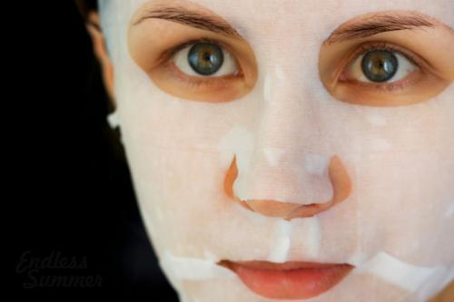 Маски для век в домашних условиях после 50 лет. Как правильно применять маски от морщин?