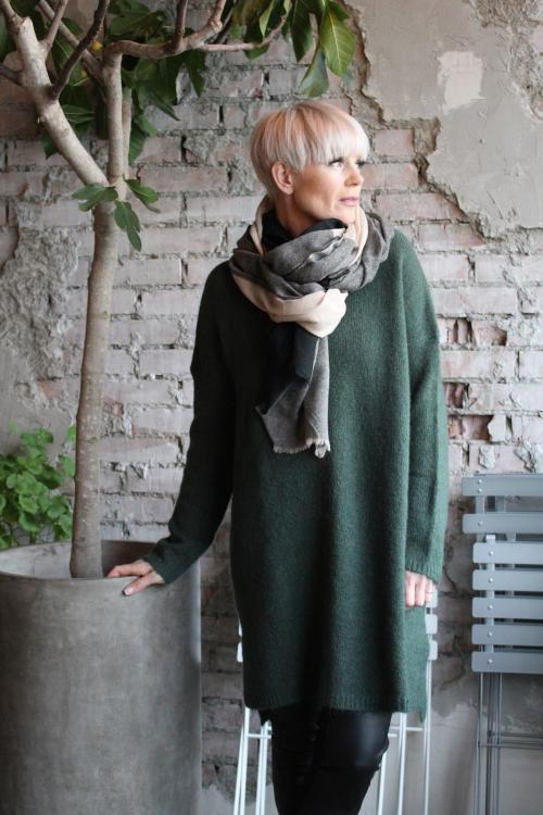 Зимние образы для женщин 50 лет. Мода для женщин 50+: основные тенденции осени-зимы 2019-2020