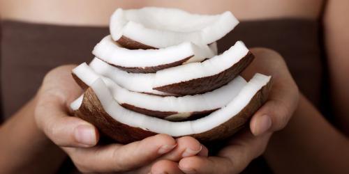Кокосовое молоко для лица. Маска кокосовая для лица