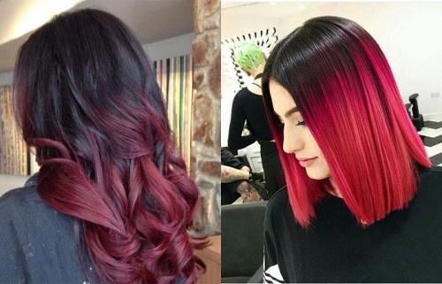 Макияж для красных волос. Особенности красного макияжа 03