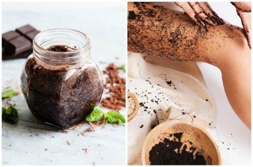 Скраб из кофе и меда для похудения. Доступные рецепты домашних скрабов
