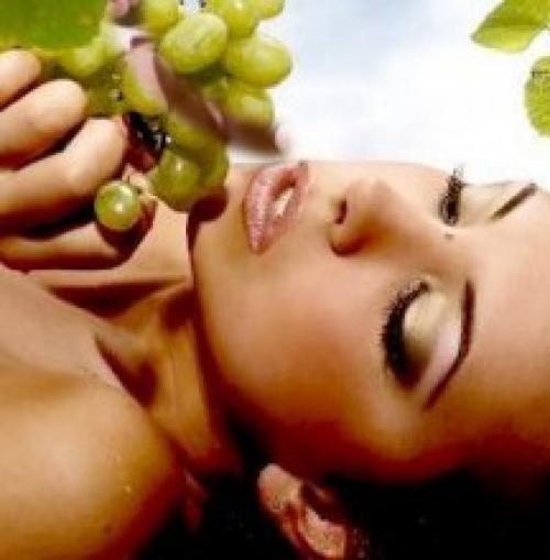 Маска из винограда для волос. Полезен ли виноград для волос