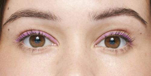 Карие глаза, какие тени подходят. Макияж для светло-карих глаз