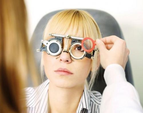 Допустимая разница в диоптриях. Проверка остроты зрения