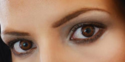 Карие глаза, какие глаза подходят. Что означают карие глаза
