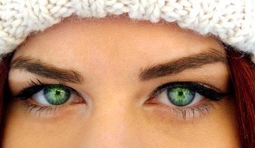 Цвет карандаша для глаз для зеленых глаз. Какой карандаш подходит для зеленых глаз